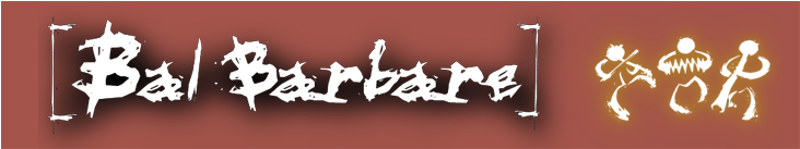logo bal barbare